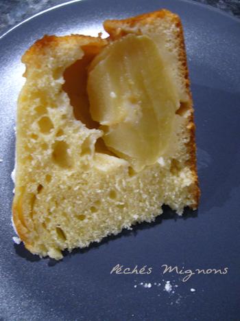 Gâteau, Pommes