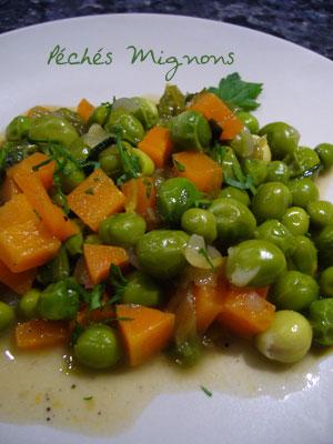 Légumes, Légère,