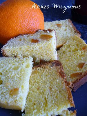 Brioche, Orange