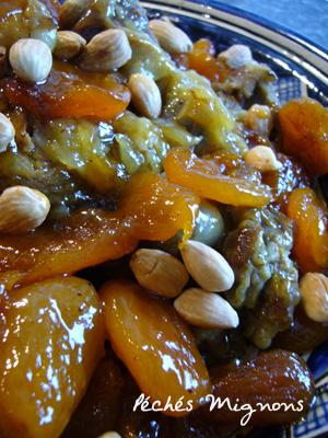 Maroc, Tajine, Agneau, Epices, Fruits secs; F.Hal