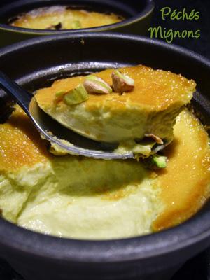 Rapide, Crème, Pâte de pistache, Lait, Sucre
