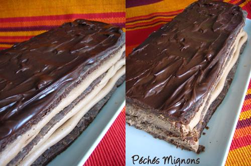 Chocolat, Beurre, Crème, Epices, Coriandre, Farine, Cacao