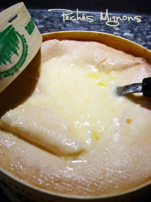 Fromage, Mont d'or, Pommes de terre, Jambon cru,