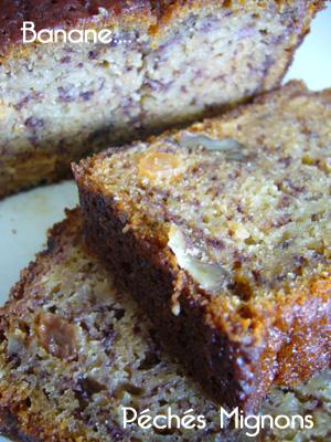Nigella Lawson, Banane, Fruits secs, Noix, Raisins secs, Oeufs, Sucre, Cake,