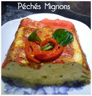 Oeufs, Parmesan, Fromage, Poivron, Herbes, Basilic, Crème,
