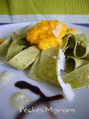 Pesto, Poivron, Fromage, Pécorino,