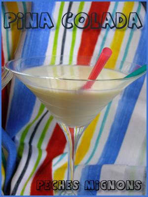 Alcool, Malibu, Rhum, Lait coco, Crème, Jus ananas, Facile, Antilles