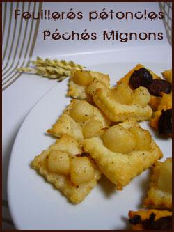 Pâte feuilletée, Feuilleté, Piments, Pétoncles, Poisson, Pesto, Merguez, Facile, Rapide,