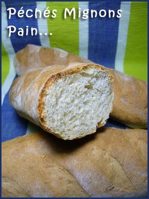 Farine, Pain, Lait, beurre, facile,