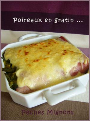 Légère, Poireaux, Jambon, Lait, Maïzena, Farine, Fromage, Facile,