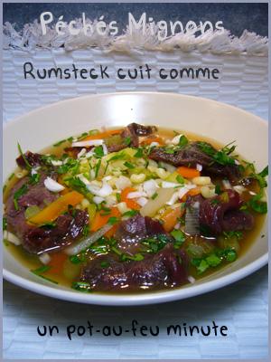 Boeuf, Rumsteck, Sauce soja, Carottes, Navet, Poireaux, Céleri, Oignons, Persil, Ciboulette, Pâtes, Facile,