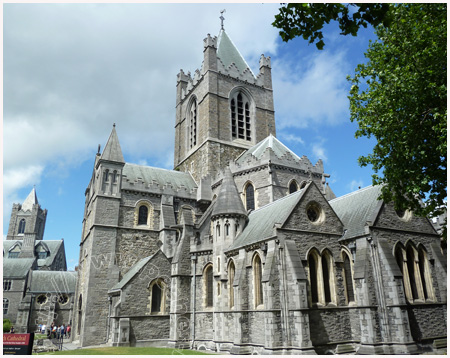 Cristhchurch Cathedral Dublin