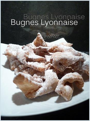 Bugnes Lyonnaise