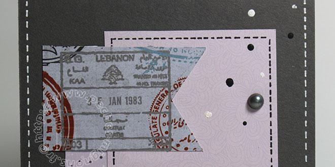 Carte Scrap #246