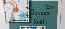 Joyeux Noël…(Carte scrap #416)