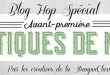 Blog hop Cantiques de Noël